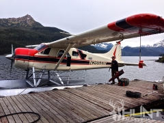 Alaska Seaplane with Baron