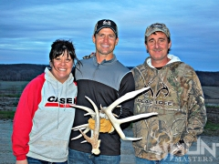 Gregg with the Whitetail Freaks
