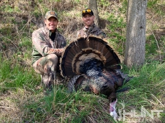 Turkey Hunt with ArrowSeed